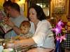 Christine and Ryan, Grandson