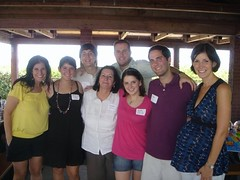 The Levinson Family 2008