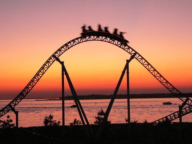 Amusement Park Physics (in Progress)