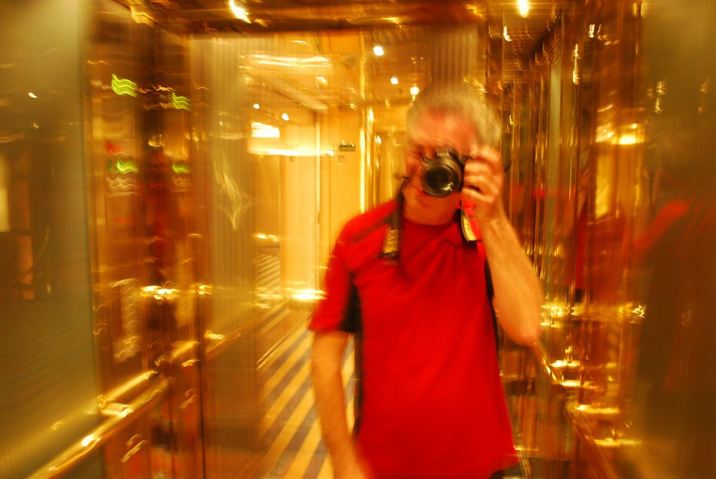 Silver Cloud Elevator and Me