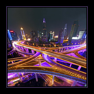All roads lead to Shanghai