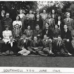 Southwell Youth Discussion Group 1948