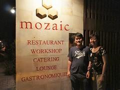 Mozaic Sign