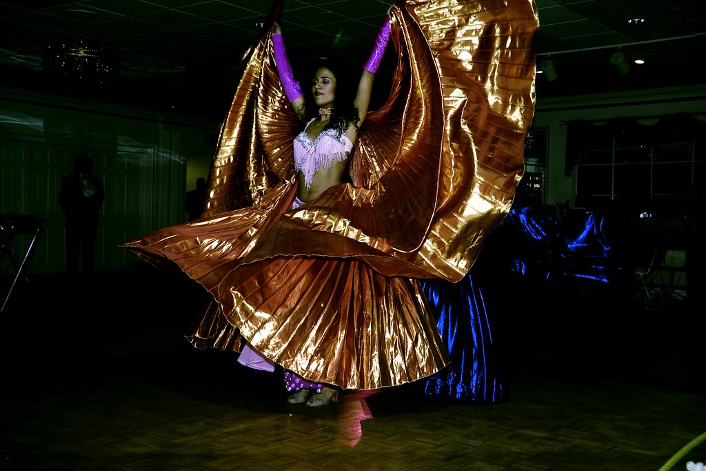 Valeria Entertainment Belly Dance