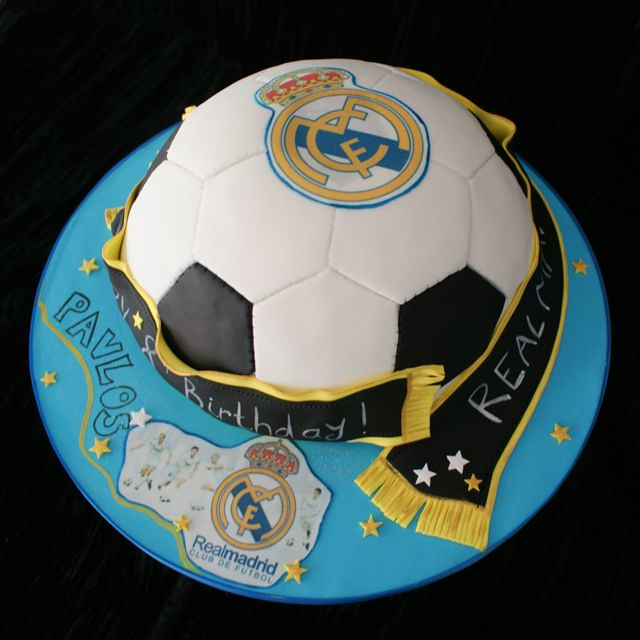 Cake Images Real : real madrid cake Flickr - Photo Sharing!
