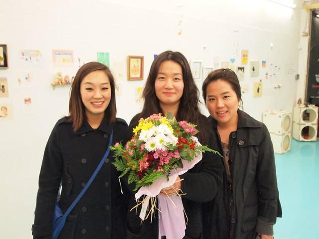 Miju Lee y sus amigas