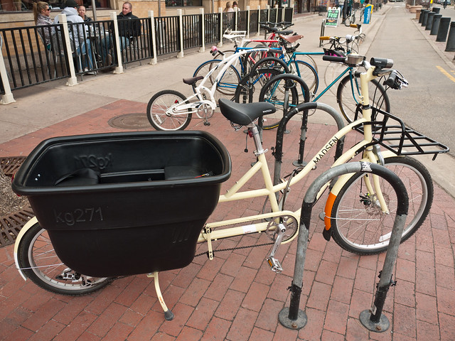 Longtail Cargo Bike