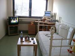 Studentendorf inside