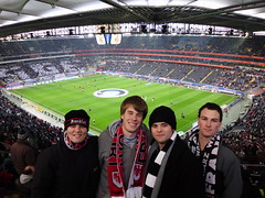 Frankfurt Football Game