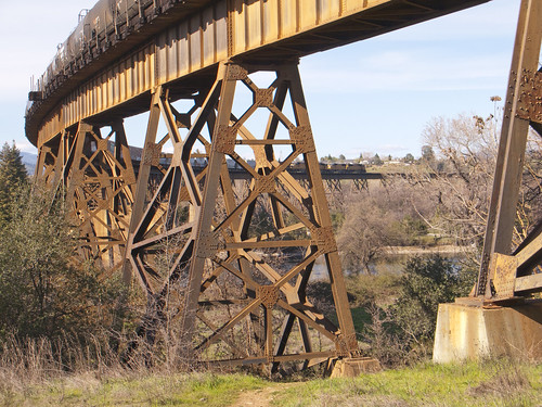 Sacramento River Bridge, Redding, California