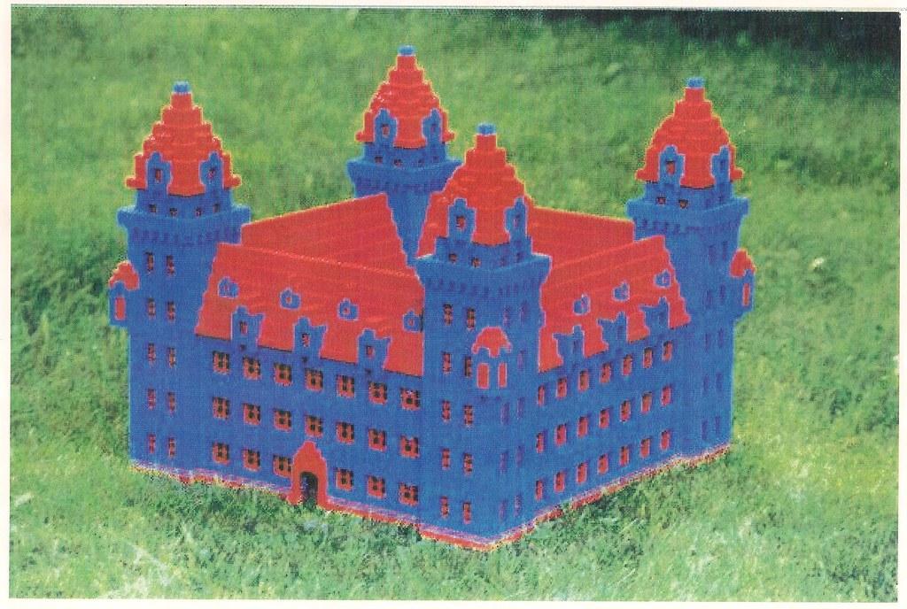 LEGO 1960-64 #238 Idea Book No.1 - Renaissance Castle