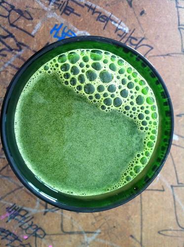 Green Juice !