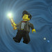 [Minifig 183/365] The Fabric Of Time And Space by nur_h