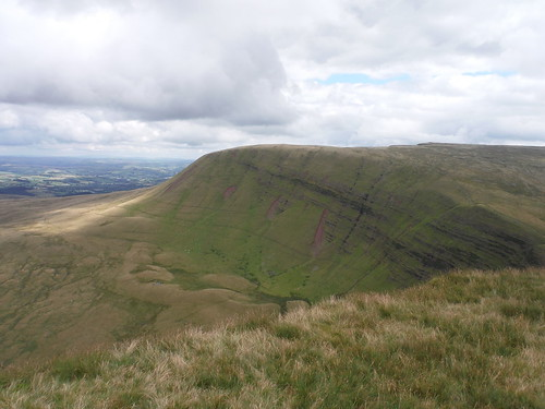Fan Foel, from Picws Du