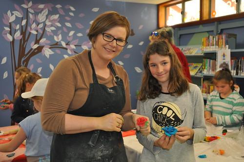 School Holiday Activity - Dough Craft