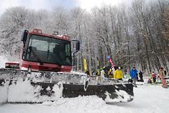 winter, vehicle, snow, snow removal, snowplow,