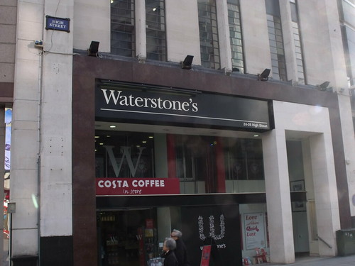 Waterstone's - 24 - 26 High Street, Birmingham