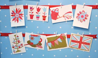 Dots and spots cards