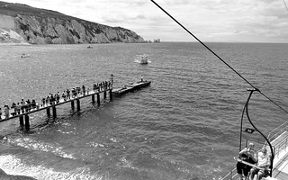 The Needles chairlift.