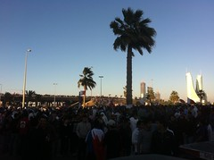 The Retaking of Pearl Roundabout