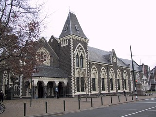 Canterbury Museum in Christchurch