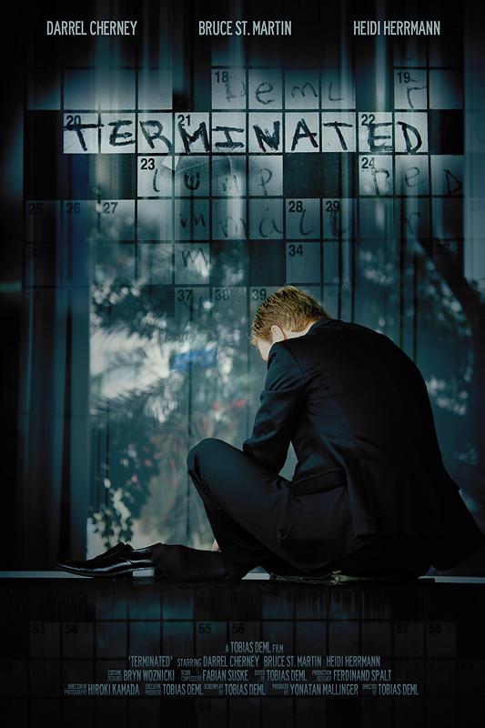 TERMINATED Film Poster