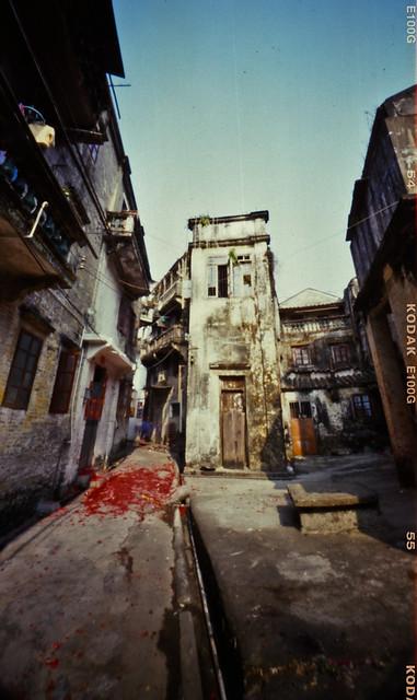 Chikan/赤坎:: back alleys