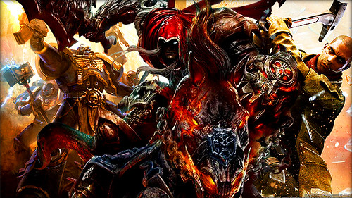 Warhammer 40,000: Dawn of War Joins in Humble THQ Bundle