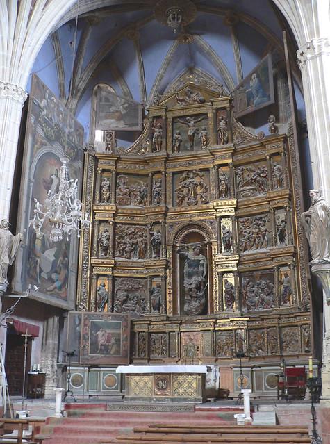 Ibdes, Retablo, San Miguel Arcangel 2007
