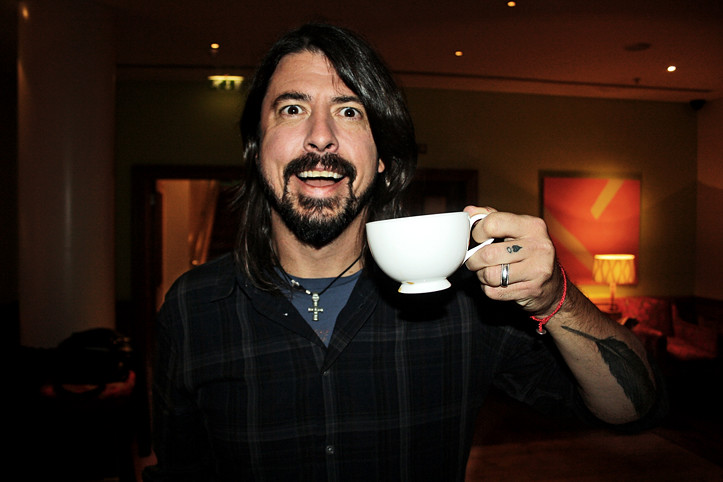 Dave Grohl, Soho Hotel