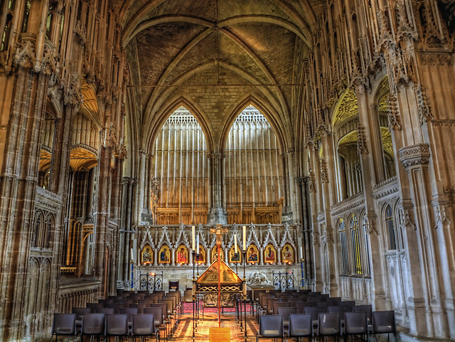 St. Swithen's shrine, Winchester Cathedral