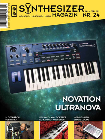 Synthesizer-Magazin #24 by Moogulator