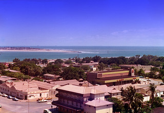 Port Hedland View - March 1977