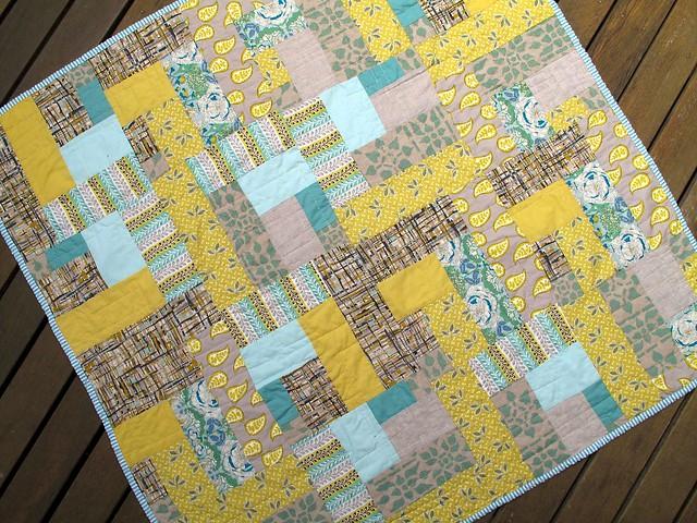 Geometric Quilt - Pattern