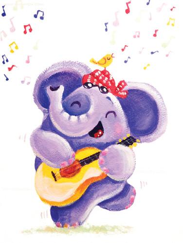 Gdybym miał gitarę