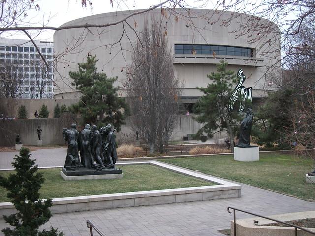Hirshhorn museum and sculpture garden washington d c - Hirshhorn museum sculpture garden ...