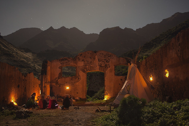 Rainbow Gathering Gand Canary Island