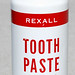 Rexall Tooth Paste Aerosol, 1960 by Roadsidepictures