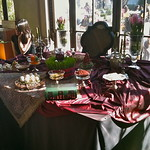 Happy Nowruz!_Haft Sin (traditional table setting)