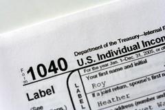 Taxes Form 1040