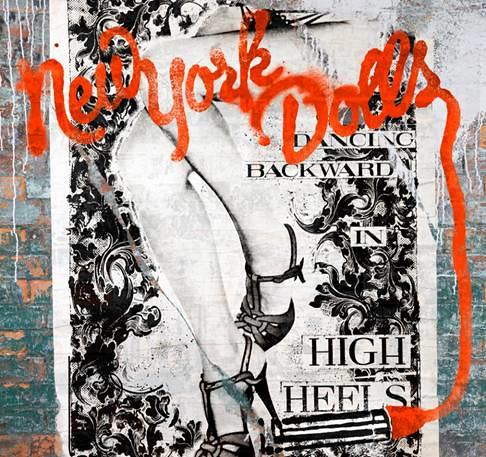 New York Dolls Dancing Backward In High Heels (03/15/11)