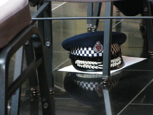 Porky S Police Car Axle