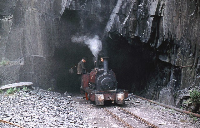 Penrhyn, Dinorwig and Other North Wales Quarry Railways. - an album on Flickr