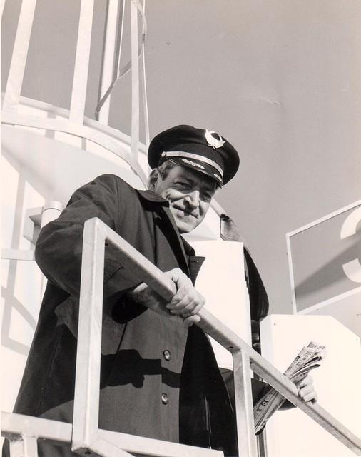 Captain Barry D. McLellan