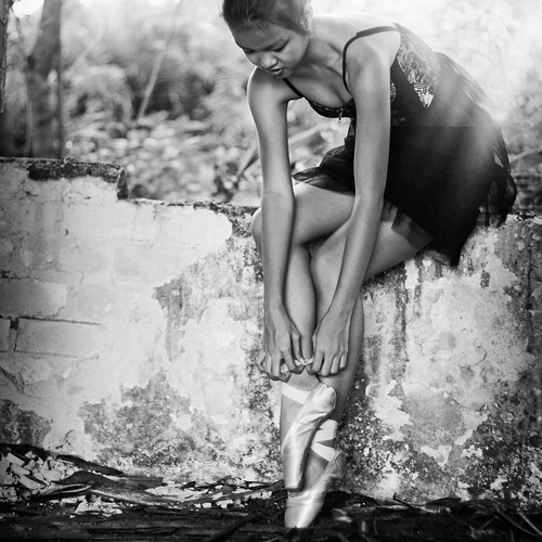 Une Belle Ballerina series