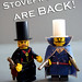 Stovepipe hats are BACK!