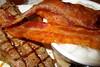 bacon n steak