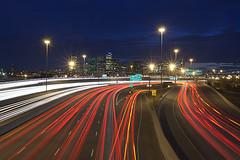 Denver Skyline, Colorado by visionimaging