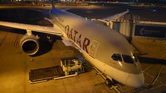 Qatar Airways Boeing 787-8 A7-BCC