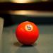 Small photo of Billard ball
